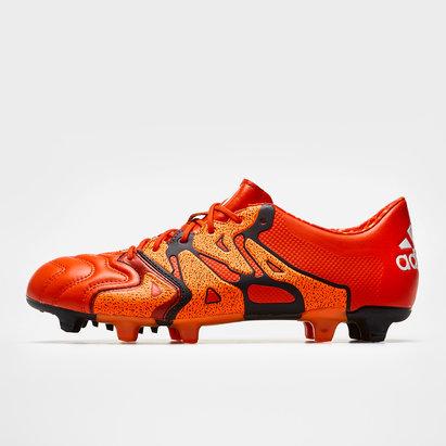 30b4d7326 adidas X 15.1 FG/AG Leather Football Boots