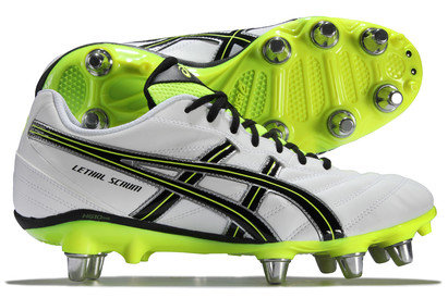 Asics Lethal Scrum SG Rugby Boots