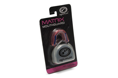 Matrix Rugby Mouthguard Pink