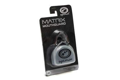 Matrix Rugby Mouthguard Black