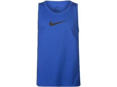 Nike Cross Over Tank Top Mens Royal