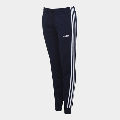 adidas Womens 3 Stripes Pants Slim