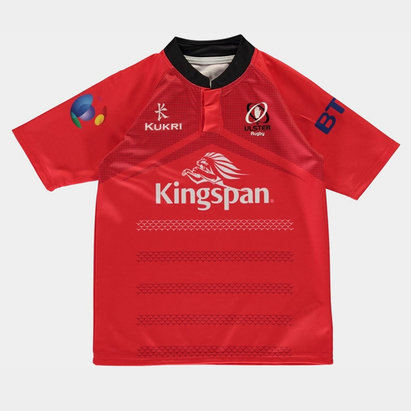Kukri Ulster 2019/20 European Kids Replica Shirt