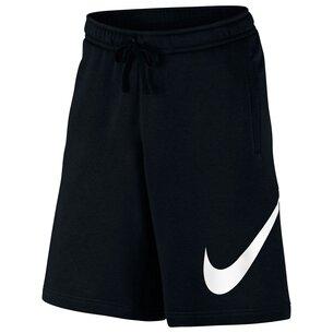 Nike Swoosh Fleece Shorts Mens