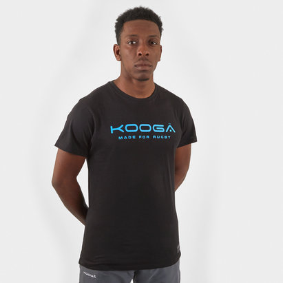 Kooga Large Logo Cotton T-Shirt