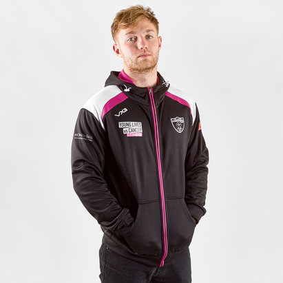 VX3 Godfathers 2019 Full Zip Hooded Rugby Sweat