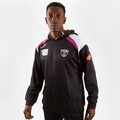 VX3 Godfathers 2019 Hooded Rugby Sweat
