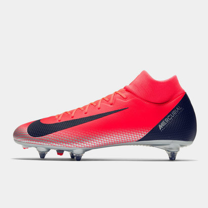Nike Mercurial Superfly Academy CR7 DF Mens SG Football Boots