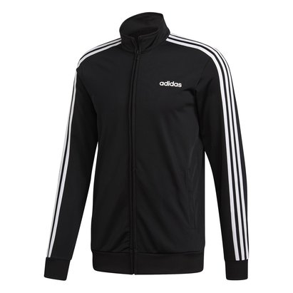 adidas 3 Stripes Track Jacket Mens
