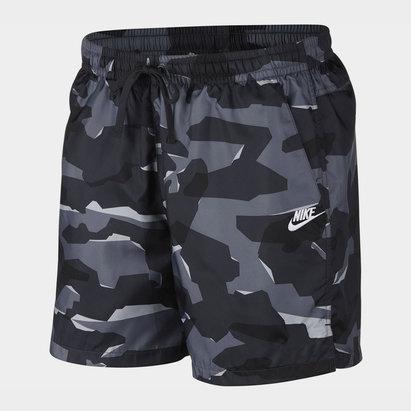 Nike Camo Wvn ShrtSn93