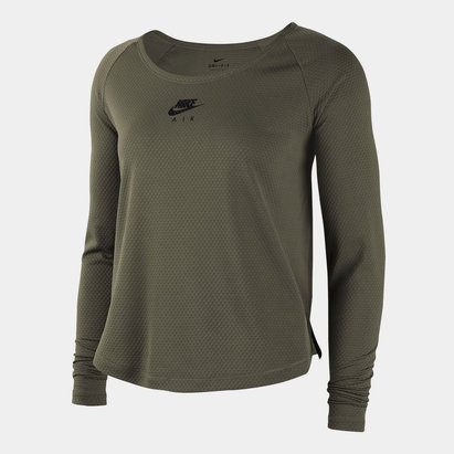 Nike Long Sleeve AIR T Shirt Ladies
