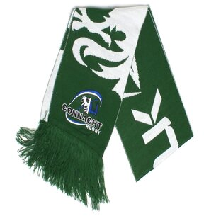 BLK Connacht Supporters Rugby Scarf