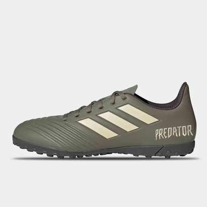 adidas Predator 19.4 Mens Astro Turf Trainers