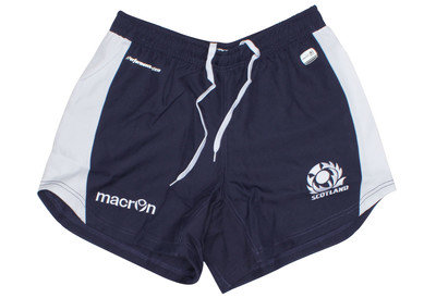 Macron Scotland 2015/16 Alternate Players Rugby Shorts