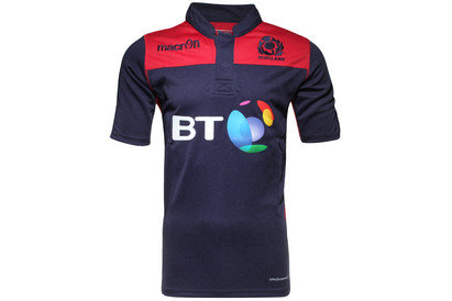 Scotland 2015/16 Rugby Training S/S Shirt