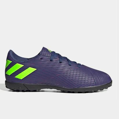adidas Nemeziz Messi 19.4 Kids Astro Turf Trainers