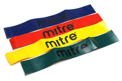 Mitre Rugby Belt and Tags
