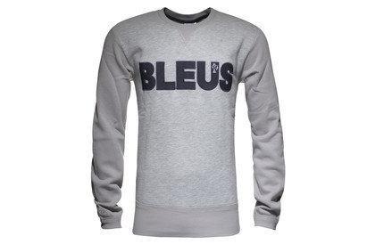 adidas France L/S Rugby Crew Sweatshirt