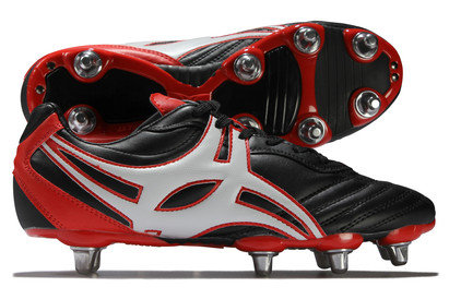 Gilbert Sidestep XV 8 Stud Hard Toe SG Rugby Boots