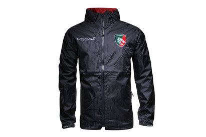 Leicester Tigers 2015/16 Players Rugby Presentation Jacket