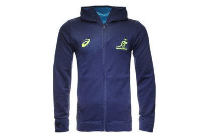 Australia Wallabies 2015/16 Rugby Training Jacket