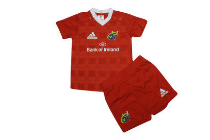 adidas Munster 2015/16 Home Infant Rugby Kit
