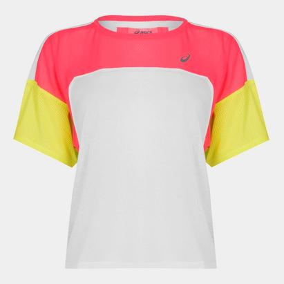 Asics Style Short Sleeve T Shirt Ladies
