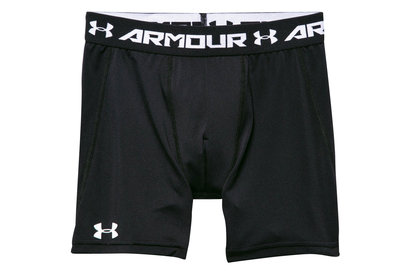 Under Armour Baselayer HeatGear Kids Mid Short