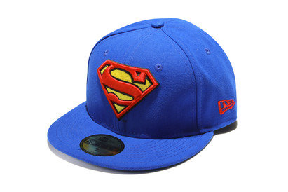 New Era Character Superman 59FIFTY Cap