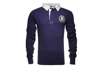World Beach Rugby Scotland Vintage Rugby Shirt