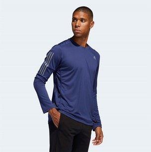 adidas Own The Run Long Sleeve T Shirt Mens