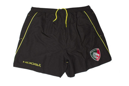 Leicester Tigers 201617 Players Gym Rugby Shorts