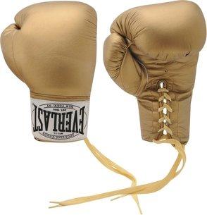 Everlast Autograph Boxing Gloves