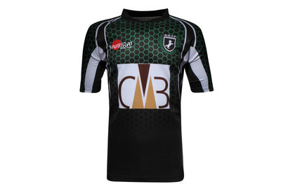 Samurai Nigeria 2017/18 S/S Alternate Replica Rugby Shirt
