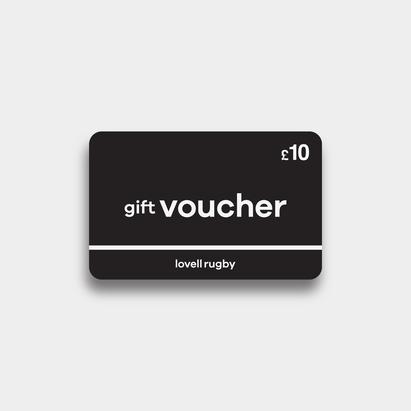Lovell Rugby £10 Virtual Gift Voucher