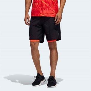 adidas OTR 2in1 Shorts Mens