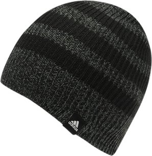 adidas Three Stripe Beanie Mens