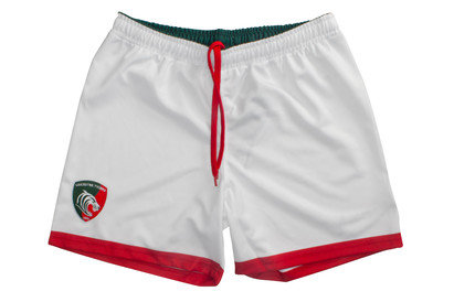 Leicester Tigers 201617 Home Players Rugby Shorts