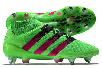 Ace 16+ Primeknit SG Football Boots