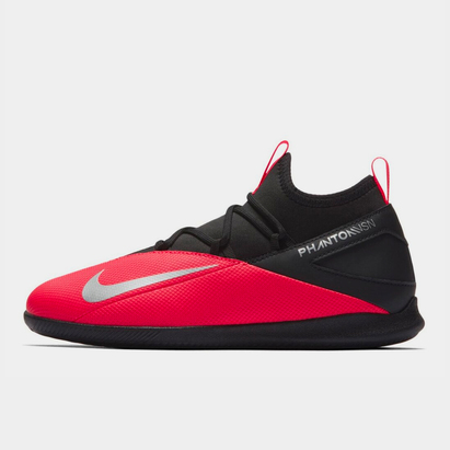 Nike Phantom Vision Club DF Childrens Indoor Football Trainers