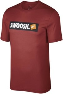 Nike Bumper Swoosh T Shirt Mens