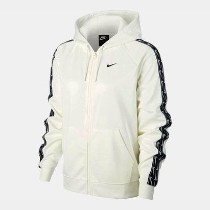 Nike Tape Full Zip Hoodie Ladies