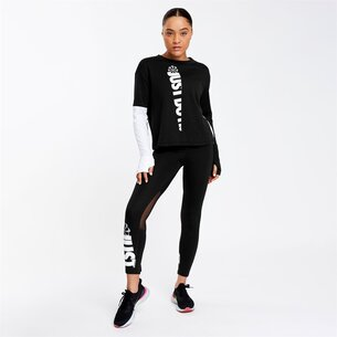 Nike Speed Icon Clash Womens 7 8 Running Tights
