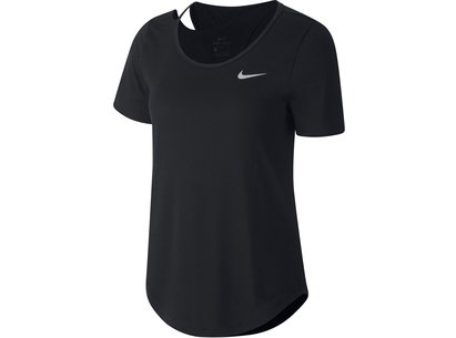 Nike Short Sleeve Runaway T Shirt Ladies