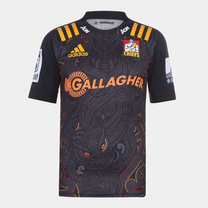 adidas Chiefs 2020 Home Super S/S Shirt