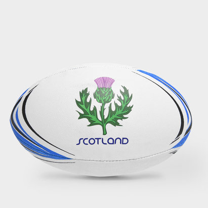 KooGa Scotland Size 5 Rugby Ball