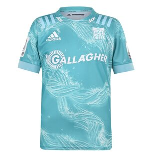 adidas Chiefs 2020 Alternate PRIMEBLUE S/S Super Rugby Shirt