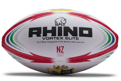 British & Irish Lions 2017 Official Midi Replica Training Rugby Ball