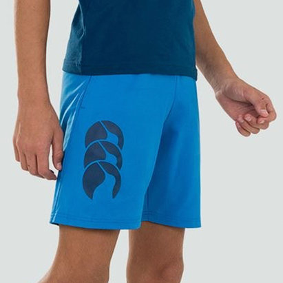 Canterbury Vapodri Knit Shorts Junior Boys