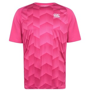 Canterbury Graphic Performance T Shirt Mens